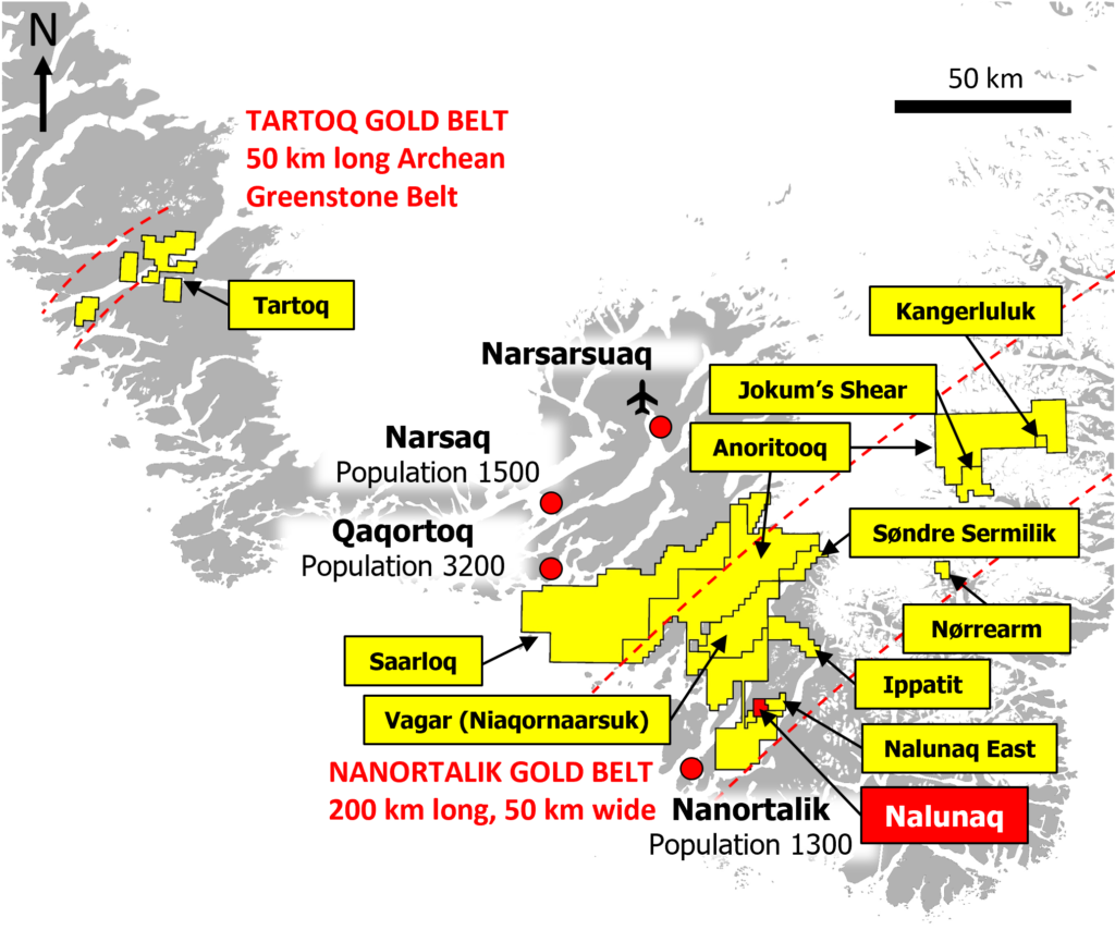 20 07 22 Website Licence Map Nalunaq & Tartoq
