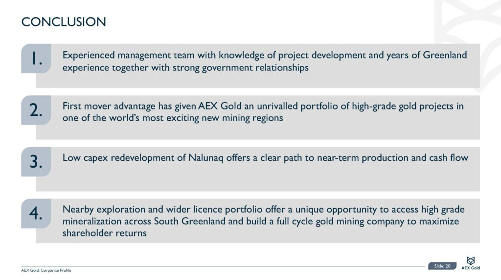 Aex Gold Corporate Presentation July 2020 R1 Page 20
