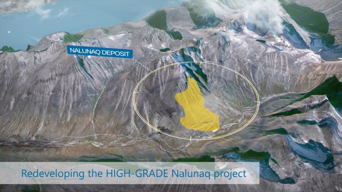 Nalunaq Project